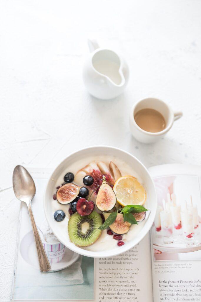 brush your teeth before breakfast