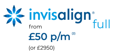 Invisalign Finance Example